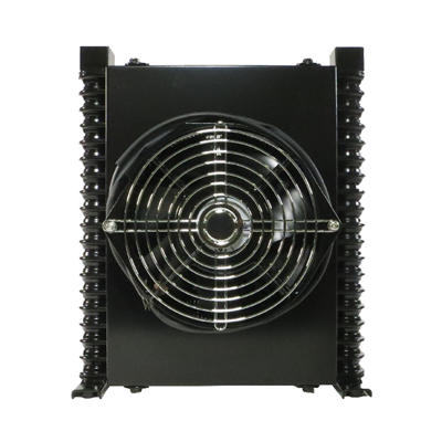 OIL COOLER W/ FAN